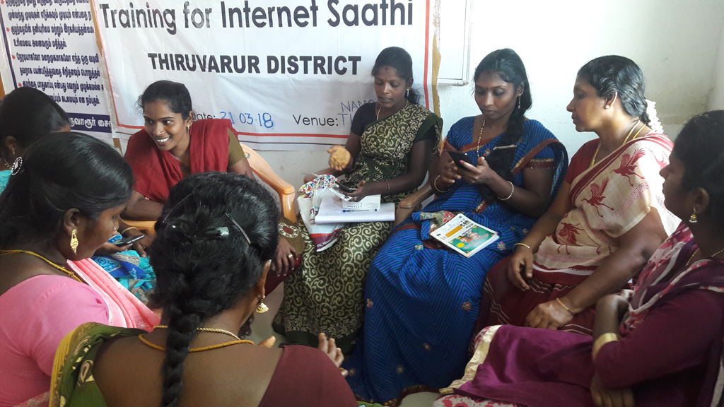 Internet Saathi Programme